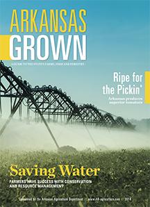 Arkansas Grown 2014 Cover