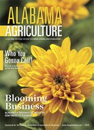 Alabama Agriculture 2014