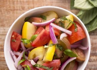 Italian Tomato Salad Recipe