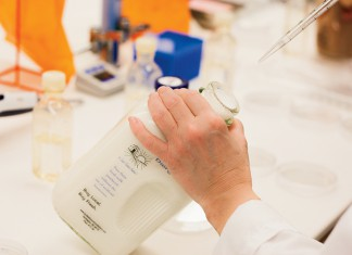 milk testing