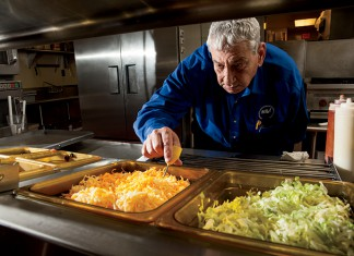 State of Nebraska Department of Agriculture restaurant inspector