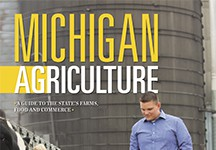 Michigan Agriculture 2014 Cover