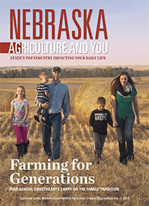 Nebraska Agriculture and You Cover