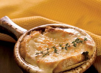 Four Onion Soup