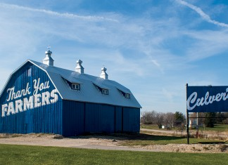 Culver's, a Wisconsin brand