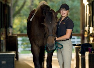 Kirsten Jeansson, 2014 4-H New Jersey Equestrian of the Year