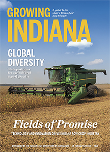 Articles, facts & infographics about Indiana Agriculture | Farm Flavor