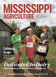 Mississippi Agriculture 2015