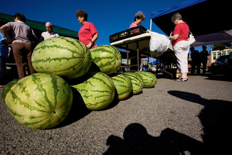 How To Pick Out A Watermelon Farm Flavor