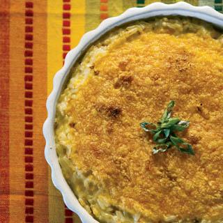 Green Chili Rice Casserole recipe