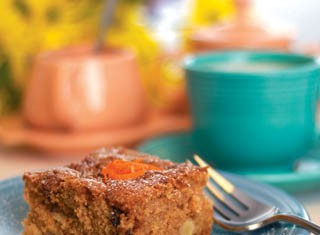 Overnight Coffeecake recipe