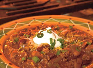 Classic Chili recipe