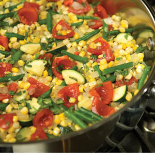Corn Succotash recipe