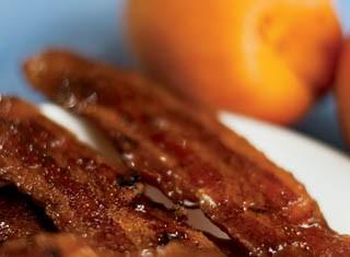 Maple Glazed Bacon recipe