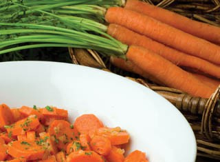 Marsala Carrots recipe