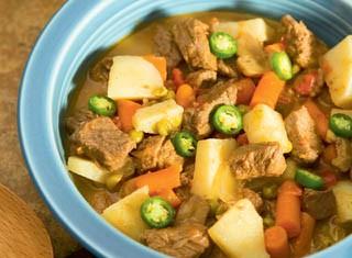 Betty's Beef Stew recipe
