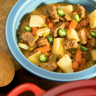 Betty's Beef Stew recipe