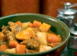 Opal's Beef Stew recipe