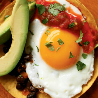 Huevos ranchero recipe