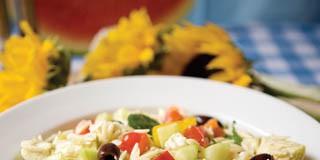 Mediterranean Orzo Salad recipe