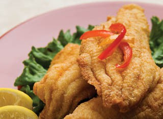 Classic Fried Catfish recipe