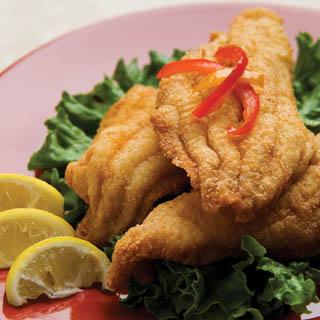 Classic Fried Catfish recipe