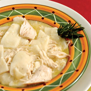 Grand Champion Chicken and Dumplings Recipe