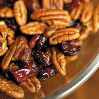 Hot Shot Cherries and Nuts Recipe