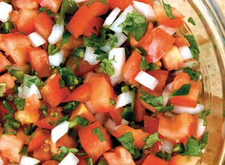Spicy Summer Salsa Recipe
