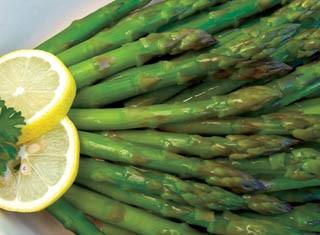 Steamed Asparagus recipe