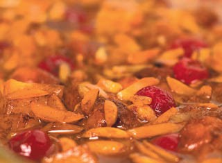 Curried Fruit recipe