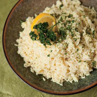 Classic rice pilaf recipe