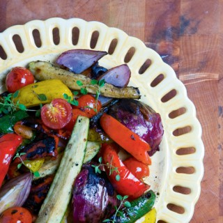 Fire-Roasted Balsamic Vegetables