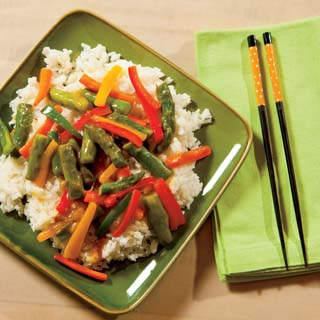 Farmers Market Stir-Fry Recipe