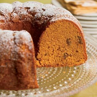 Henrietta'€™s Pumpkin Bread