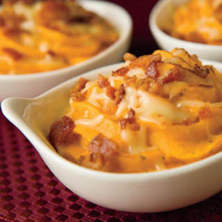 Savory Sweet Potato Casserole recipe