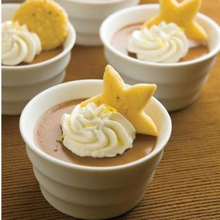 Grand Marnier Chocolate Pots de creme recipe
