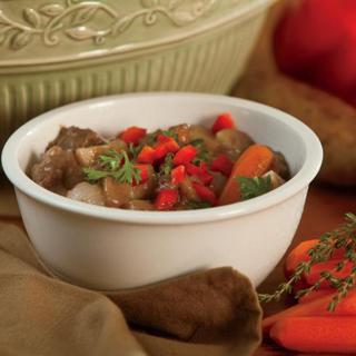 Slow Cooker Vegetable Beef Stew Recipe for Crock Pots