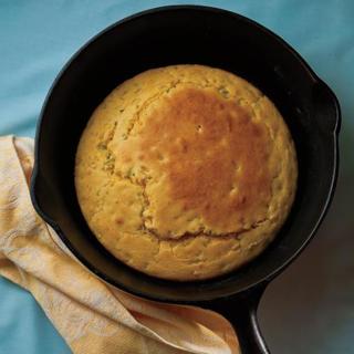Whole Grain Jalapeno Cornbread