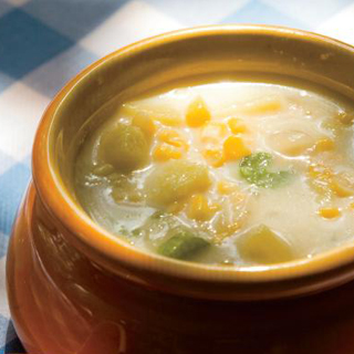 Potato Corn Chowder Recipe