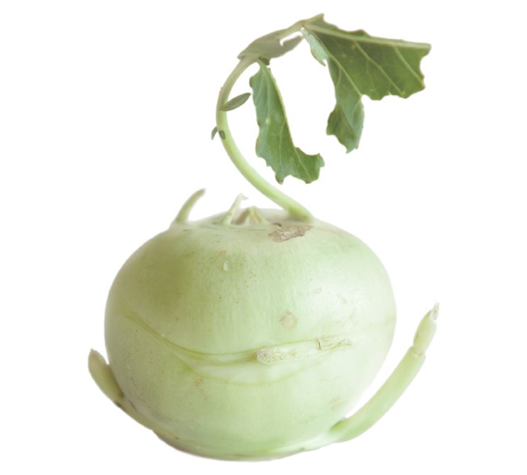 What Is Kohlrabi Recipes For That Weird Green Vegetable
