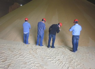 Grain Tours in Illinois