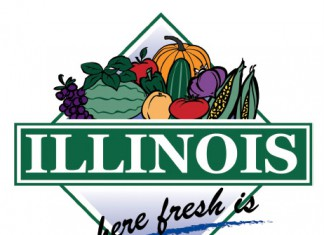Illinois Where Fresh Is Logo