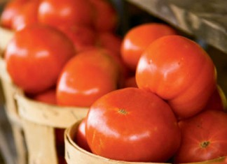 Study Finds Tomatoes' Color May Diminish Flavor