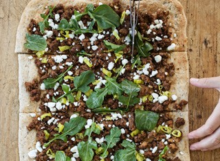 Lamb Pizza Recipe