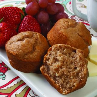 Lentil Apple Muffins Recipe