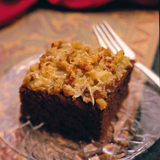 Oatmeal Spice Cake Recipe