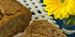 Gluten-Free Pear Bread Recipe