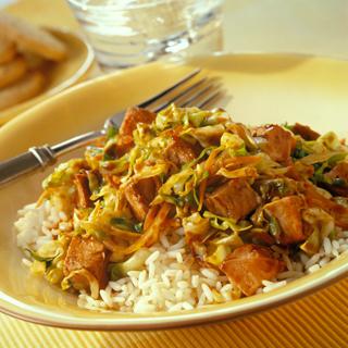 Mostly Mu Shu Pork Recipe