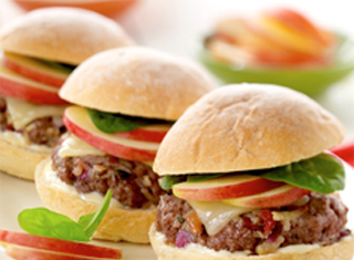 Bacon Cheeseburger Sliders Recipe